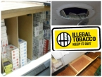 Call for tougher penalties on illegal tobacco sales